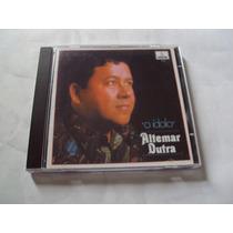 Cd Altemar Dutra - O Ídolo 1969 E O Romântico 1970 - Raro