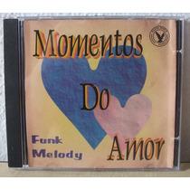 Cd Funk Melody Momentos De Amor Águia Disco Dj Marlboro