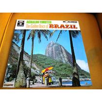 Lp Zerado Agnaldo Timoteo Golden Voice Of Brazil 1967