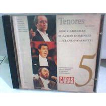 Cd Tenores Vol.5 / Ao Vivo (frete Grátis)