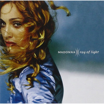 Cd Madonna Ray Of Light [import] Novo Lacrado