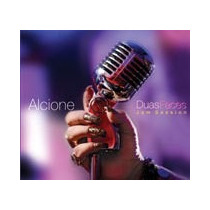 Cd Duas Faces Jam Session - Alcione *lacrado*