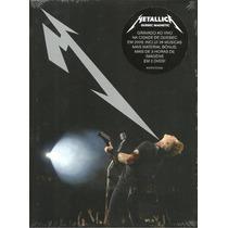 Dvd Quebec Magnetic-metallica- Duplo-*lacrado*
