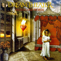 Cd Dream Theater - Images And Words (lacrado)