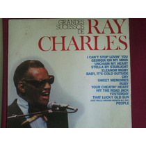 Lp Grandes Sucessos De Ray Charles 1986