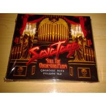 Savatage - Still The Orchestra Plays Cd Duplo + Dvd Digipak