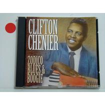 Cd - Clifton Chenier - Zodico Blues & Boogie - Importado