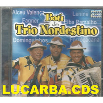 Cd - Trio Nordestino - Bau Do Trio Nordestino