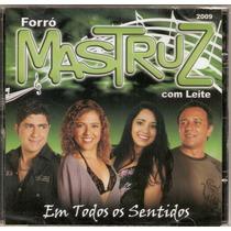Cd Matruz Com Leite - Em Todos Os Sentidos 2009 - Novo***