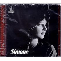 Simone - 1º De 1973 - Cd Lacrado