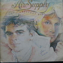 Lp - Air Supply - Greatest Hits Air Supply - Vinil Raro