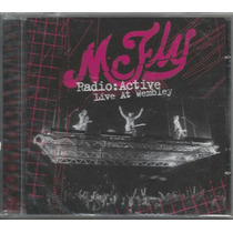 Cd Mcfly Radio Active Live In Wembley Lacrado