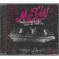 Cd Mcfly Radio Active Live In Wembley Lacrado