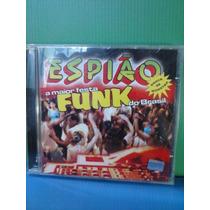Cd Espiao Shock De Monstro A Maior Festa Funk Do Brasil