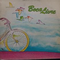 Lp - Boca Livre - Bicicleta - Vinil Raro
