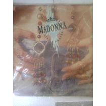 Lp Da Cantora Madonna-like A Prayer-1989.