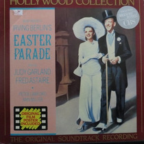 Lp - Irving Berlins - Easter Parade - Judy Garla Vinil Raro