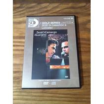 Dvd Novo Zezé Di Camargo E Luciano - Ao Vivo - Dvd + Cd
