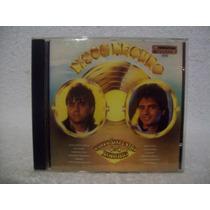 Cd Chitãozinho & Xororó- Disco De Ouro