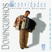 Cd Dominguinhos & Convidados - Cantam Luiz Gonzaga, Vol.1