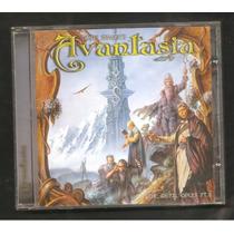 Avantasia - The Metal Opera Part Ii (shaman, Gammaray Angra)