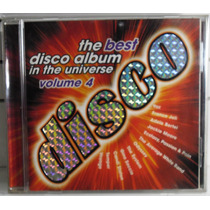 Dance Funk Disco Cd The Best Disco Album In The Universe 4