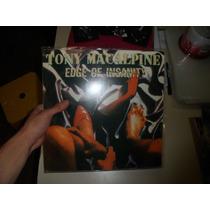 Lp Nacional - Tony Macalpine - Edge Of Insanity