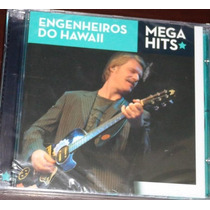 Cd Engenheiros Do Hawai - Mega Hits - Sony Music 2014