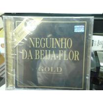 Neguinho Da Beija Flor-gold -novo-lacrado Frete Grátis!!!