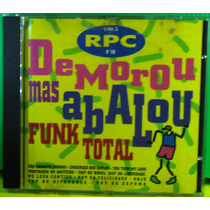Black Rap Frestyle Cd Rpc Fm Demorou Mas Abalou Funk Total