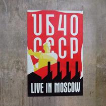 Lp Ub 40 - Live In Moscow - Vinil Raro