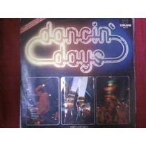 Lp Trilha Sonora Internacional Novela Dancin Days