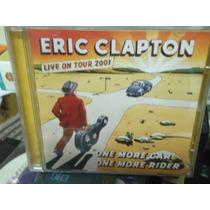 Eric Clapton-one More Car Live -novo Lacrado-frete Grátis!!!