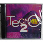 Funk Black Dance Cd Tecno Pan Vol 2 Jp Original Lacrado
