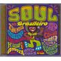 Cd Soul Brasileiro - Tim Maia, Hyldon, Cassiano,gerson Combo