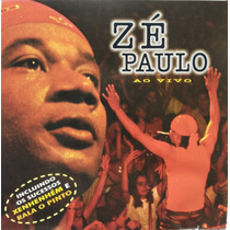 Cd Zé Paulo Ao Vivo Xenhenhém Rala O Pinto