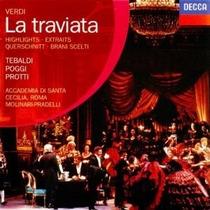 Verdi - La Traviata - Melhores Momentos - Tebaldi - Novo