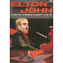 Dvd Elton John Raro! = Ao Vivo Londres Earls Court Live 1976