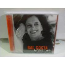 Cd Gal Costa @ Novelas --2004-- (lacrado) Frete Grátis