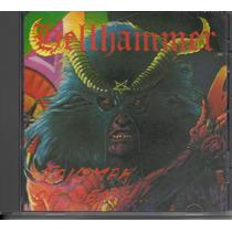Hellhammer Triumph Of Death Black(ex++/ex+)(japan)cd Import