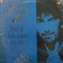 Lp - George Harrison - Best Of Dark Horse 1976 - Vinil Raro
