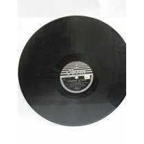 Disco 78 Rpm: Dalva De Oliveira C/ Osvaldo Borba - Fr Grátis