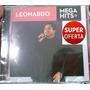 Cd Leonardo - Mega Hits (original Lacrado) Sony Music 2014