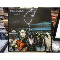 Lp - Black Sabbath - Live Evil - Disco E Capa Dupla - 13