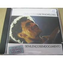 Cd = Caetano Veloso - Sem Lenço Sem Documento