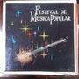 Lp Vinil Festival Musica Popular Brasileira