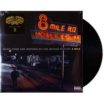 Lp Vinil Trilha Sonora 8 Mile Eminem Novo Importado Lacrado
