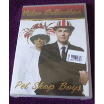 Pet Shop Boys Video Collection Dvd Raro Original Novo Lacrad