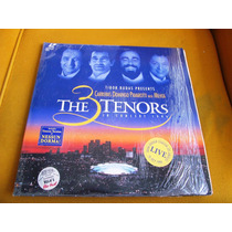 Laser Disc The Tenors In Concert 94 Carrera Placido Pavaroti
