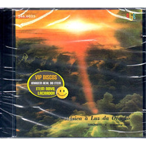 Cd Música A Luz Da Oração Vol 1 Orquestra Simonetti Lacrado
